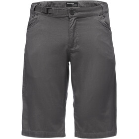 Black Diamond Credo Pantaloncini Uomo, carbon